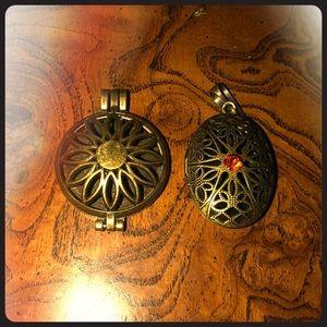 Steampunk Pendants (2)